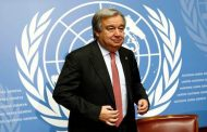Climate change is absolute priority, says UN chief Antonio Guterres