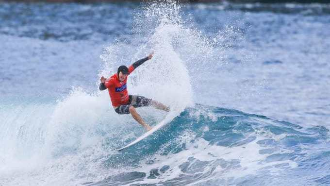 Gracetown veteran is WA's first World Surf League World Champion