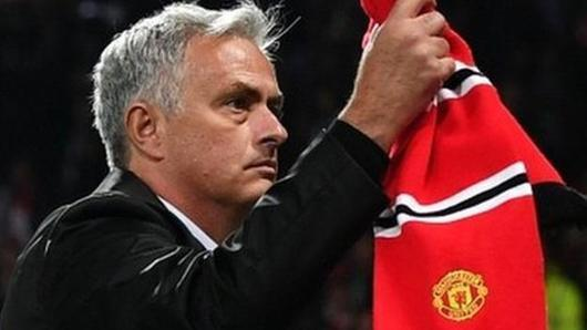 Jose Mourinho: Man Utd boss says he is 'one of greatest managers in the world'