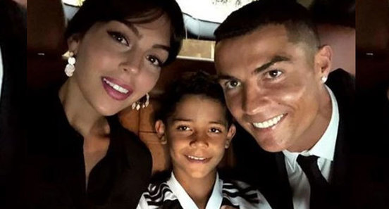 Ronaldo Jr Joins Juventus Youth Academy •
