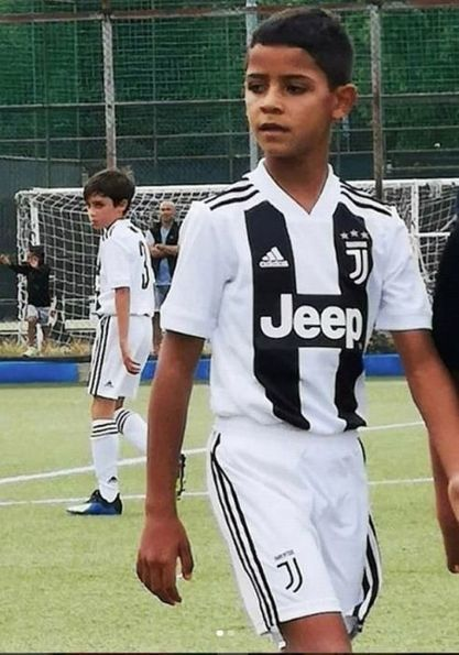 Ronaldo Son Outshines His Dad With Four Goals On Juventus Debut