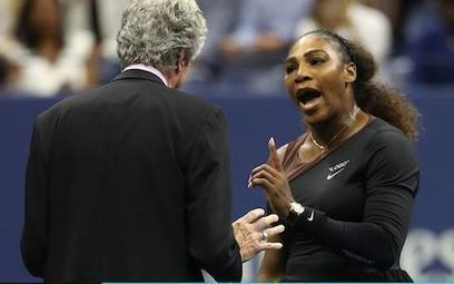 Serena Williams winning the public relations battle after she accused a male US Open umpire of sexism