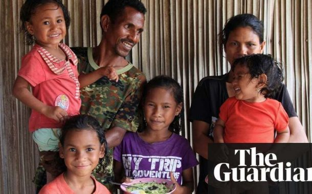 'She didn't have the energy to cry': Timor-Leste and its struggle against malnutrition | World news | The Guardian
