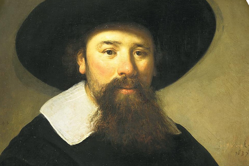 The Amsterdam Rabbi Who Became the Most Famous Jew in the World | Essay