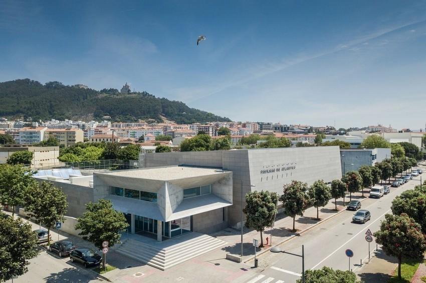 The Atlantic Pavilion in Viana do Castelo