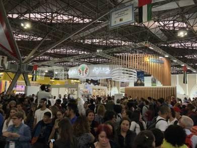 UAE's heritage showcased at Sao Paulo International Book Fair | GulfNews.com