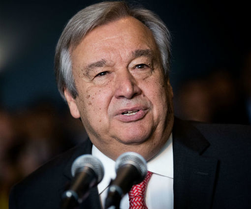 UN Chief: Less Than 2Years to Avoid 'Runaway Climate Change' | Newsmax.com