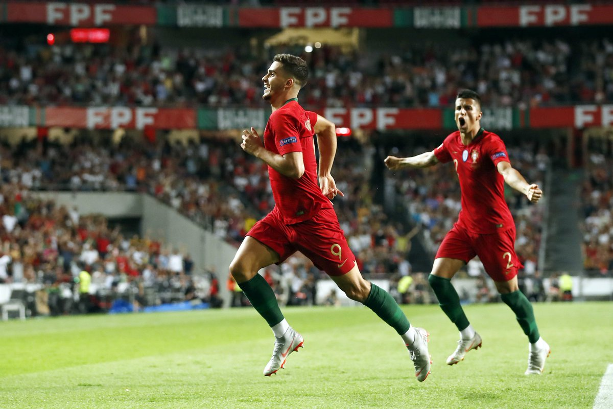 Portugal beat struggling in Nations League | Business Standard News