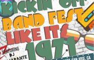 KICKIN' OFF BAND FEST LIKE ITS 1971!