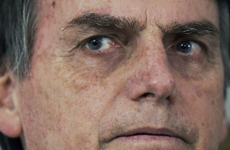 Bolsonaro, Brazil's 'Tropical Trump' poised to win presidency