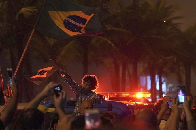 Brazil's far-right candidate falls short of election stunner