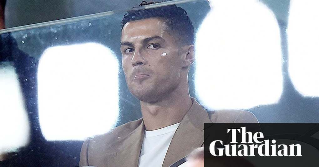 Cristiano Ronaldo hits out at rape allegations: 'It goes against everything I am' | Football | The Guardian