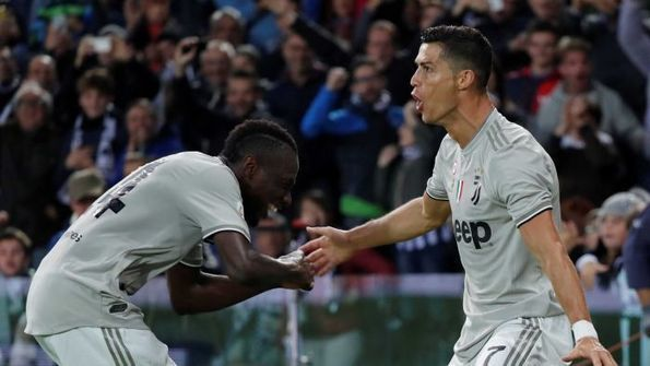 Cristiano Ronaldo scores for Juventus, receives support from Portuguese prime minister - ABC News (Australian Broadcasting Corporation)