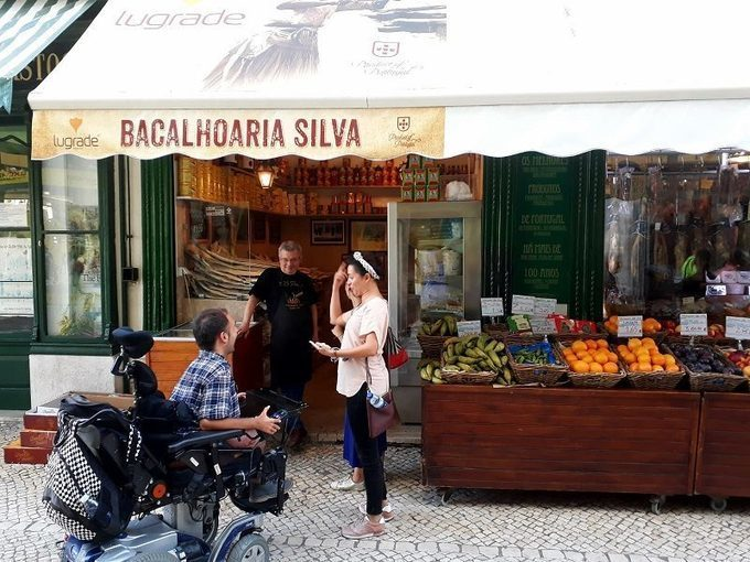 Disability and travel: accessible Lisbon and Portugal
