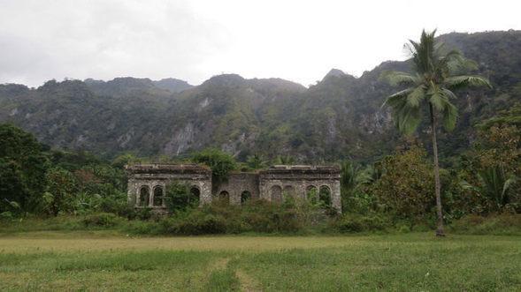 Escola do Reino de Haudere Ruins – Baguia, Timor-Leste