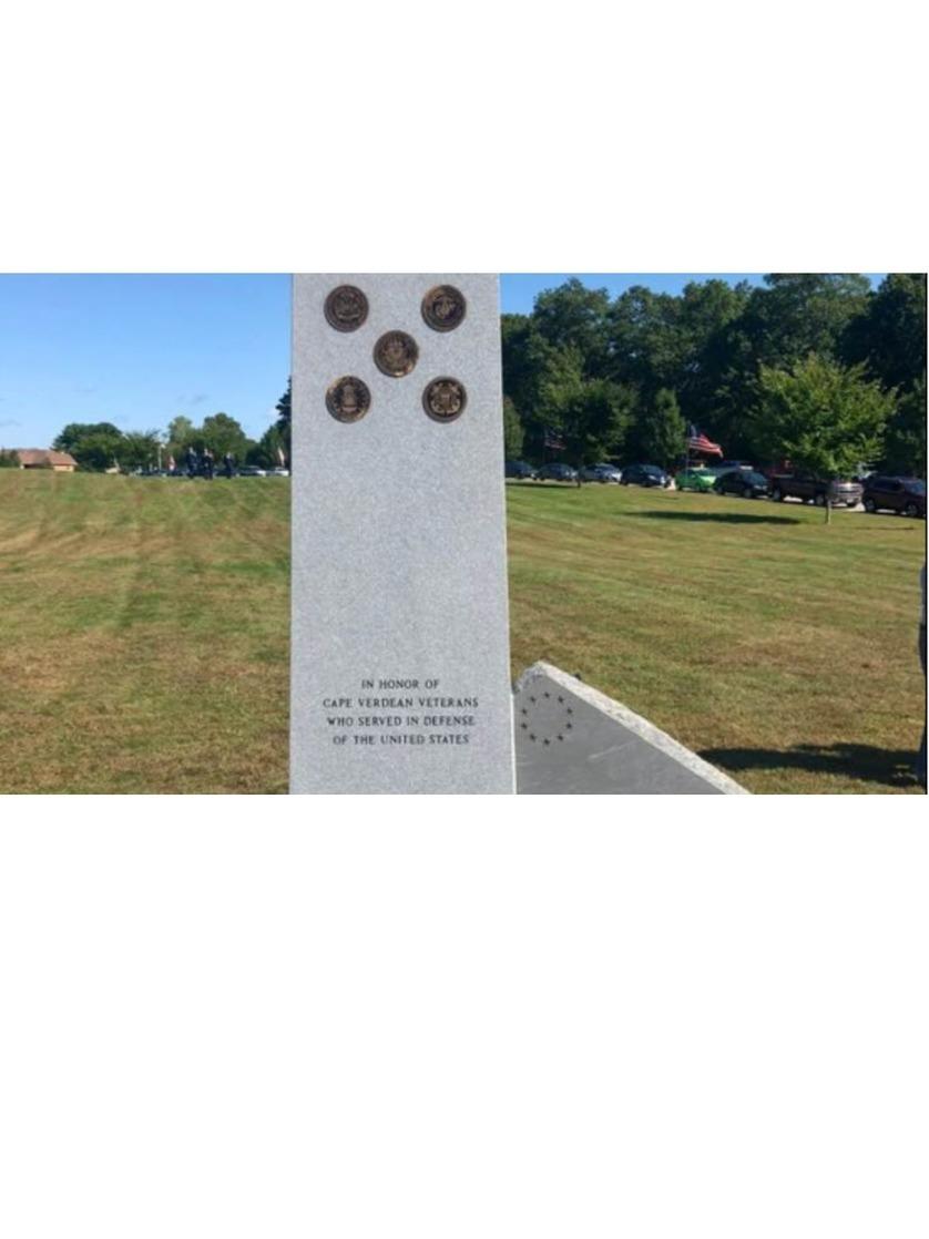 First Cape Verdean Memorial Monument in U.S. unveiled Saturday