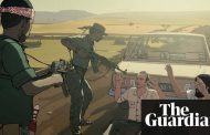 'I am barely alive': war reporter's Angola memoir made into animated film | World news | The Guardian