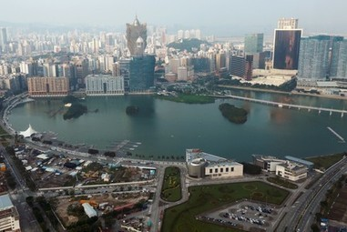 In Macau, Portuguese elites feel squeezed out by Chinese influence •