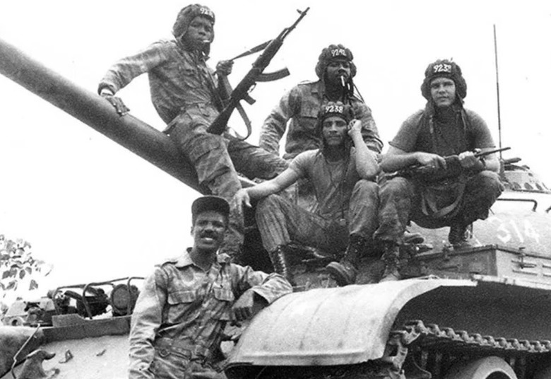Portugal's counterinsurgency campaign in Angola was clearly the most successful of all its campaigns in the Colonial War – © blogfactory