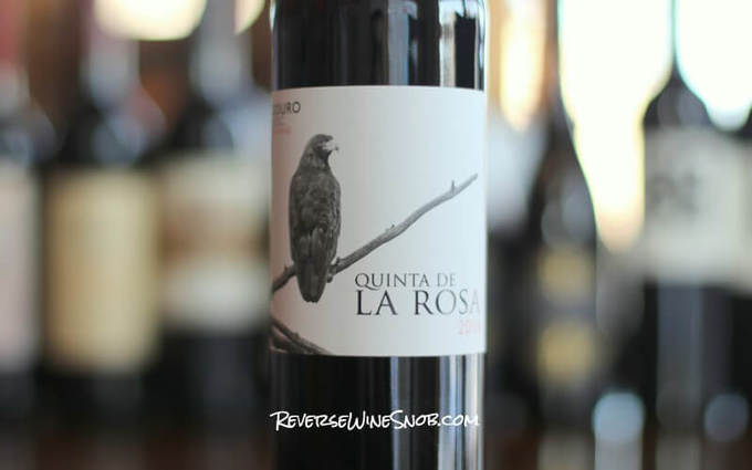 Quinta De La Rosa Douro Red - Perfection From Portugal And It's Not Port