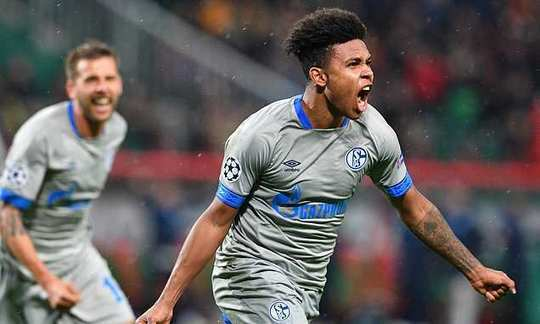 Schalke and Porto earn victories in Champions League Group D | Daily