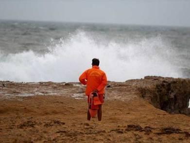 'Zombie' storm Leslie smashes into Portugal | GulfNews.com