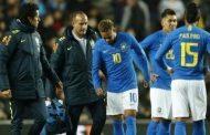 Brazil 1-0 Cameroon: Neymar goes off injured as Brazil win friendly