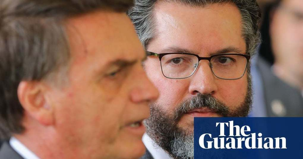 Brazil's new foreign minister believes climate change is a Marxist plot | World news | The Guardian