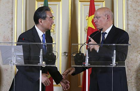 China's Golden Era in Portugal