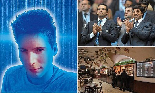 Football's most wanted men: Geeks have men of power running scared   Daily