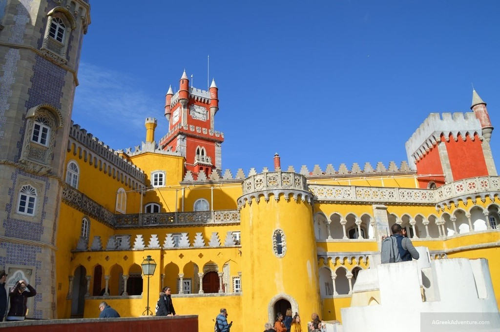 Lisbon to Sintra Portugal Things To Do –