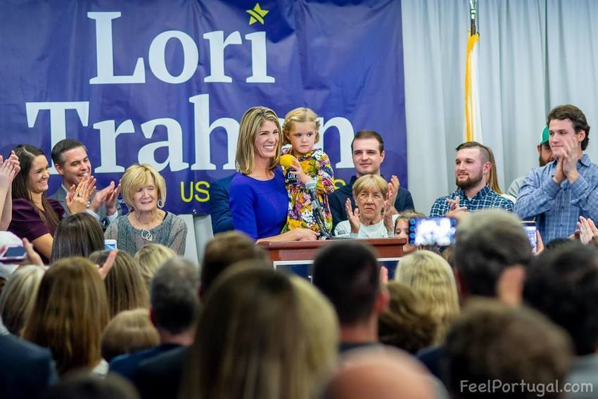Lori Loureiro Trahan the First Luso-American Congresswoman Elected to the US House of Representatives
