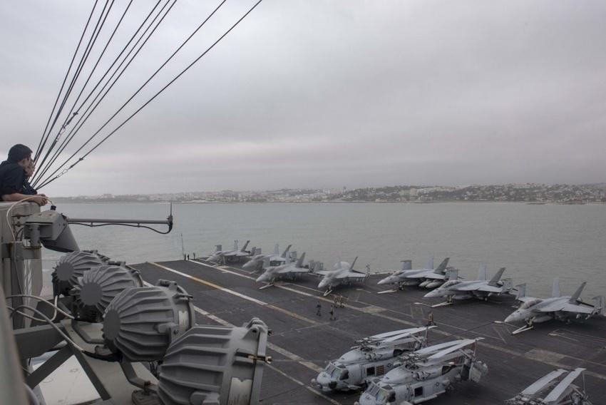 News - Truman Arrives in Lisbon, Portugal