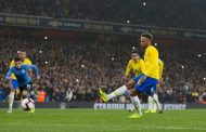 Neymar puts Brazil on road to Milton Keynes with a spring in their step by beating Uruguay from the spot