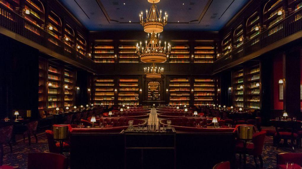 NoMad Restaurant Las Vegas Eater Inside