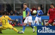 Portugal hold Italy to become first team to reach Nations League semi-finals | Football | The Guardian