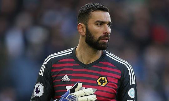 Wolves confirm permanent signing of Rui Patricio for £16m from Sporting Lisbon | Daily