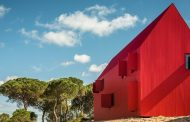 rebelo de andrade completes all-red 'house 3000' in portugal