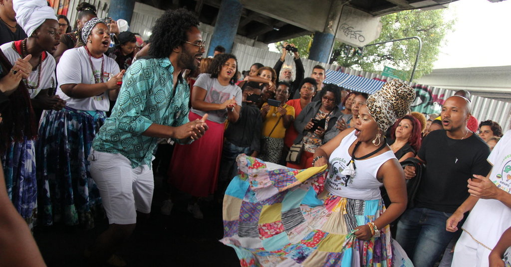 Amid A Far-Right Resurgence, Brazil Celebrates Black Consciousness