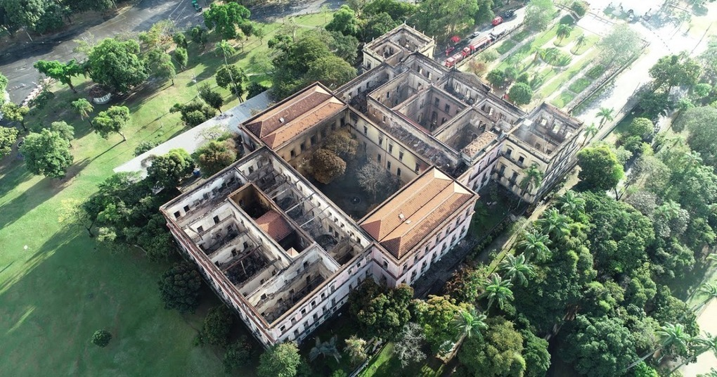 Brazil's National Museum closes the year on a poignant note | The Art Newspaper