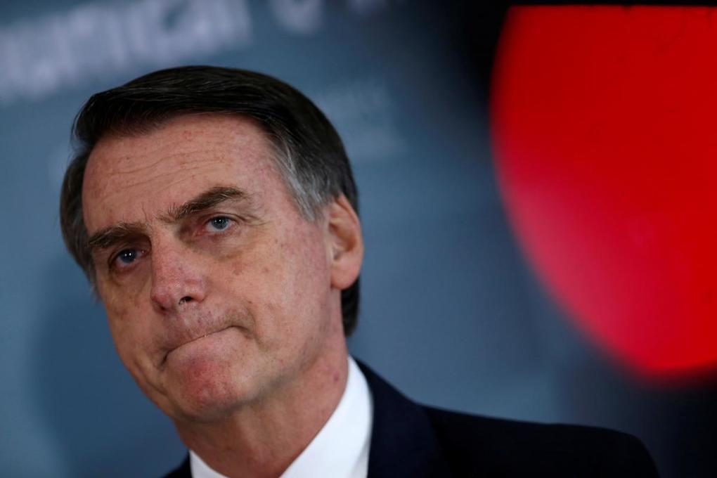 Brazil's president-elect plans decree allowing wider gun ownership | Reuters