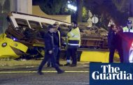 Dozens injured in Lisbon tram crash | World news | The Guardian