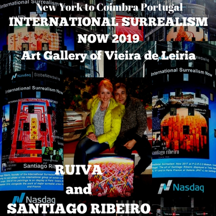 From Coimbra to Vieira de Leiria in the City of Marinha Grande in Portugal Follows the International Art Exhibition of Surrealism Now 2019