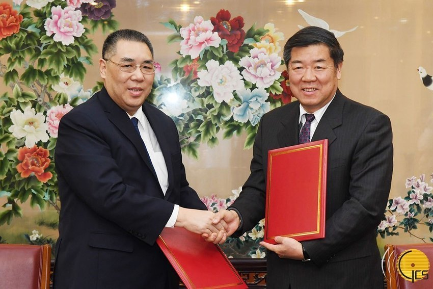 Macau signs agreement in Beijing to strengthen its role in the Belt and Road initiative –