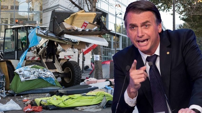 Parts of France are unlivable because of migrants, we don't want that in Brazil – Jair Bolsonaro