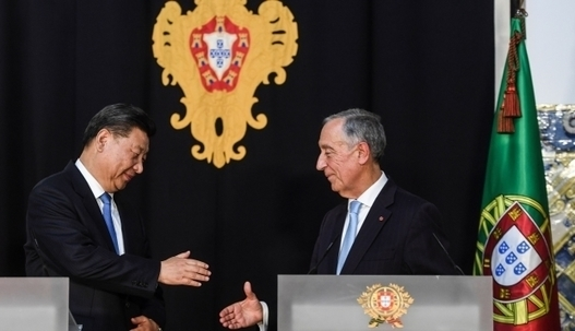 Portugal signs agreement with China on Belt and Road Initiative