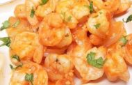 Portuguese Shrimp Recipe - Delicious!