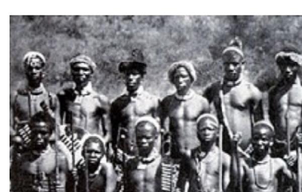 The mysterious Imbangala warriors of Angola who established the Kasanje Kingdom in 1620