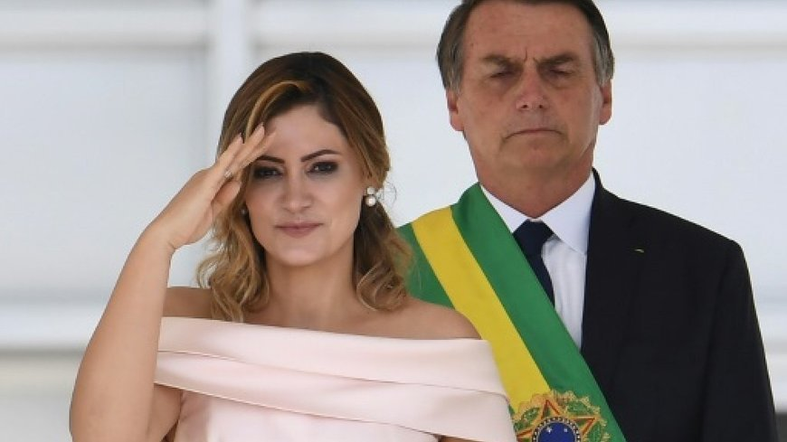 Brazil first lady's accounts to be probed in expanding payments scandal