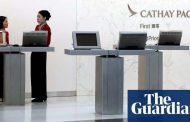 Cathay Pacific sells $16,000 tickets at economy prices – again | Business | The Guardian